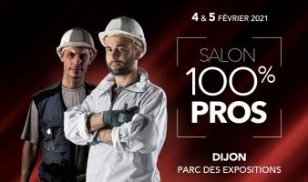 SALON 100 % PROS DORAS 4 et 5 FÉVRIER 2021