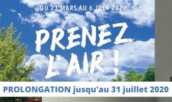 PRENEZ L'AIR ! DU 23 MARS AU 31 JUILLET 2020