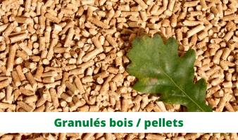 GRANULÉS BOIS – PELLETS DISPONIBLES DANS NOS AGENCES