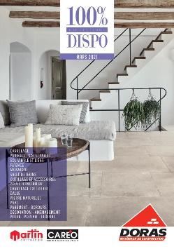 catalogue 100 dispo 2021