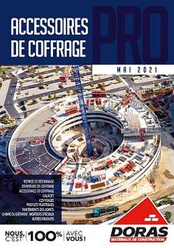 Catalogue coffrage 2021