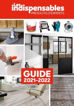 Catalogue les indispensables DORAS 2021-2022